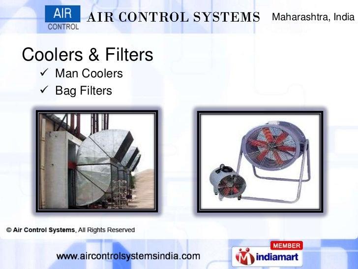 Maharashtra, IndiaCoolers & Filters   Man Coolers   Bag Filters
