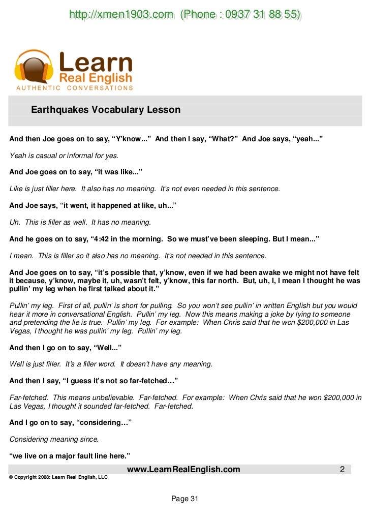 Business English Conversation Pdf