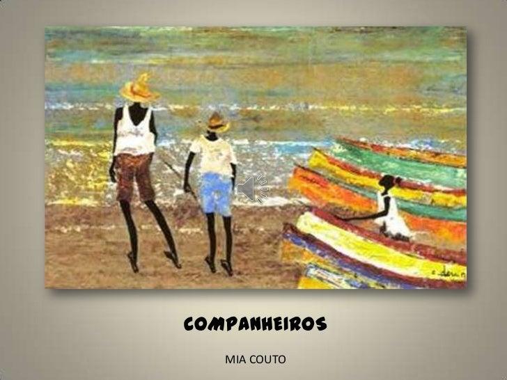 COMPANHEIROS<br />MIA COUTO<br />