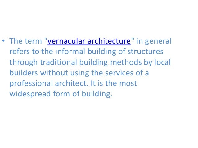 filipino vernacular terms in construction pdf