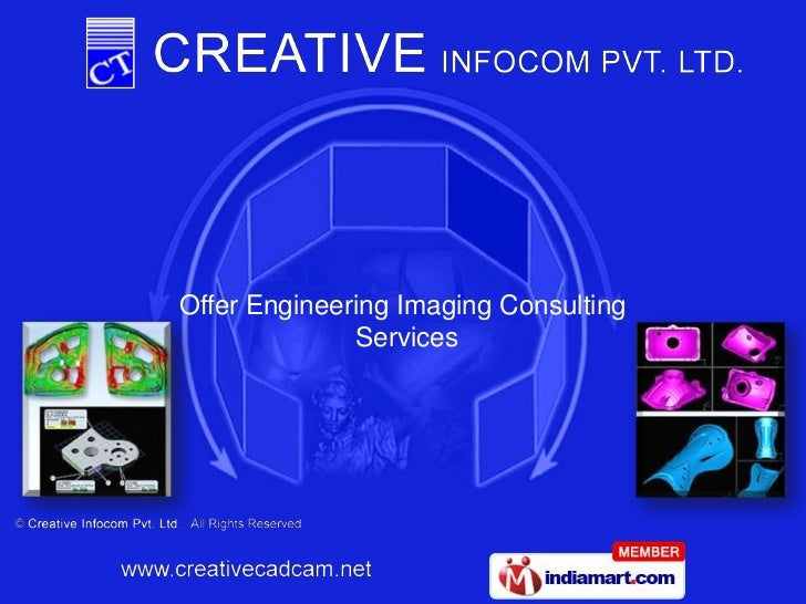 Offer Engineering Imaging Consulting              Services