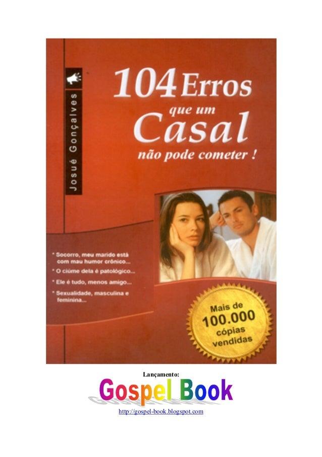 Lançamento:  http://gospel-book.blogspot.com
