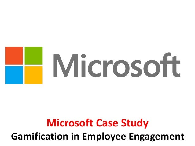 microsoft language quality game gamification in employee engagement