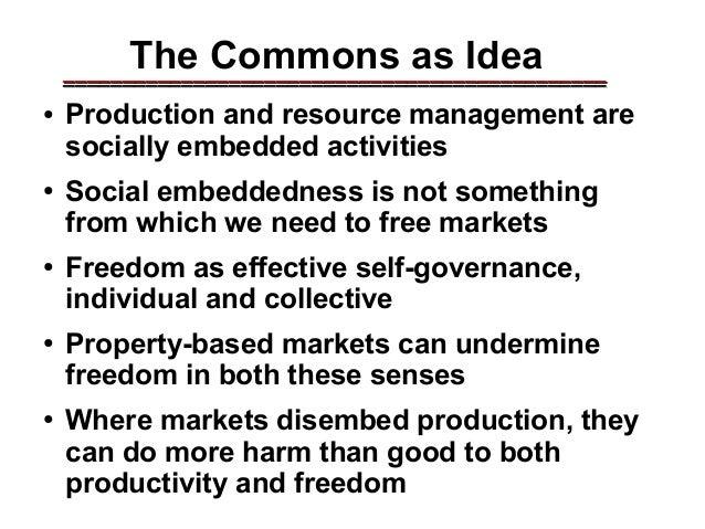 Peer Pragmatism ● Citizenship modeled on peer governance ● A progressivism aware of the fallibility of the state ● Destabi...