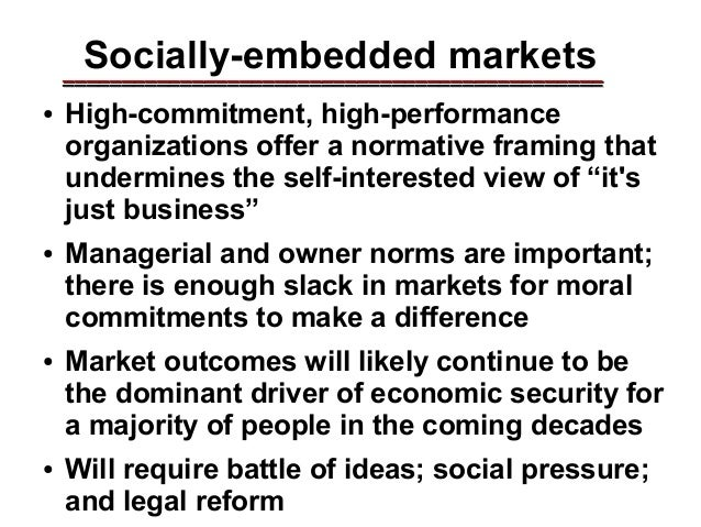 The Idea of the Commons & Future of Capitalism - Yochai Benkler