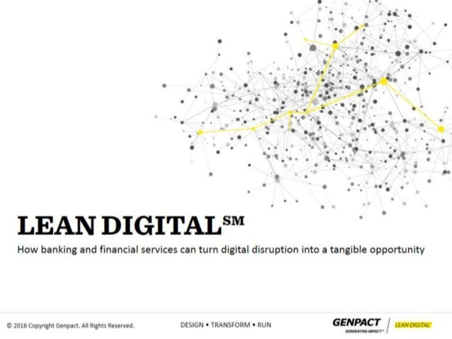 Technology Management Image: Turn BFS Sector Digital Disruption Into A Tangible Opportunity
