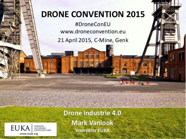 agenda 1 • Drones features • Parrot experience • Using consumer drone for pro usage • Use cases DRONE CONVENTION 2015 #Dro...
