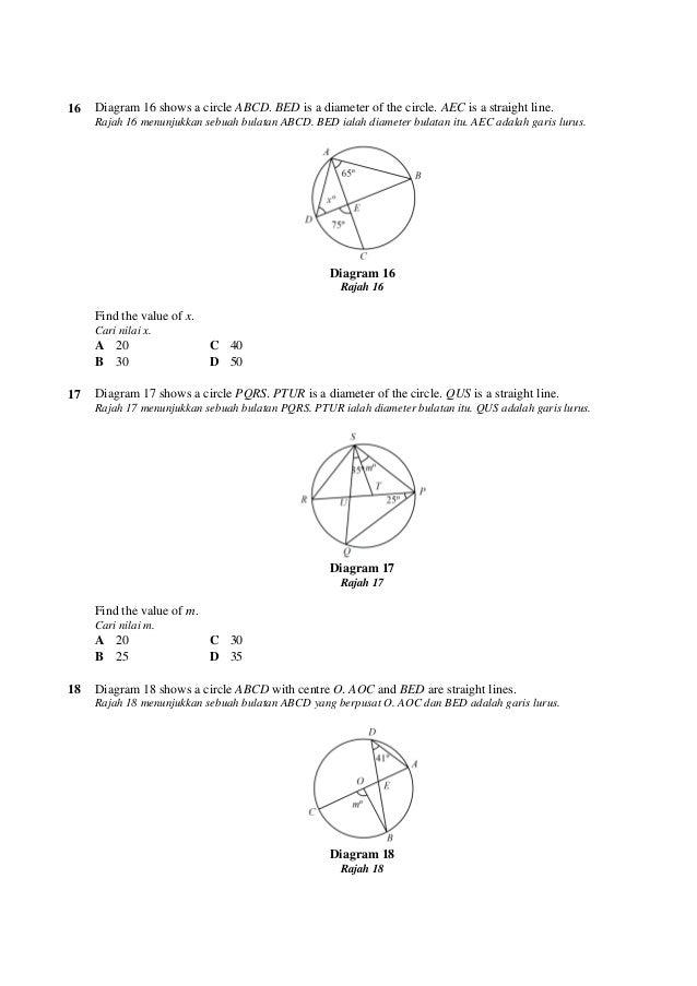 matematik ting