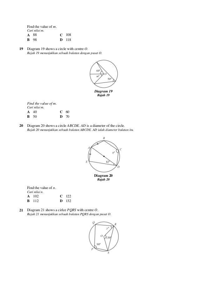 Soalan Latihan Matematik Tingkatan 3 Bab 1 Viral Blog V