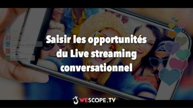 Vidéo live: quelles opportunités pour les entreprises et les marques ? - PPC.