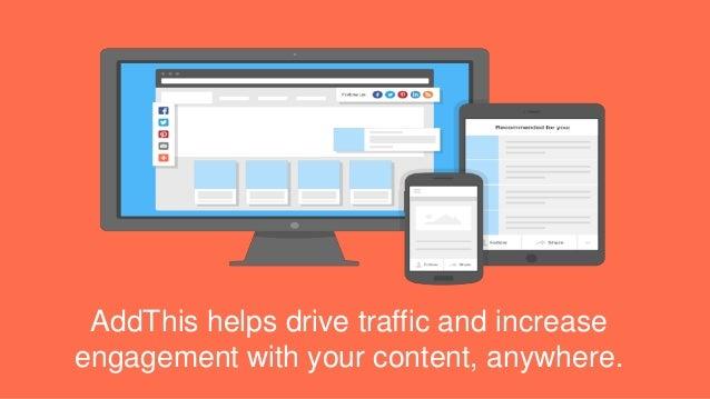 Largest Social Sharing & Engagement Platform  14M+ Websites  253M+ 140+ US uniques  Actions/Users