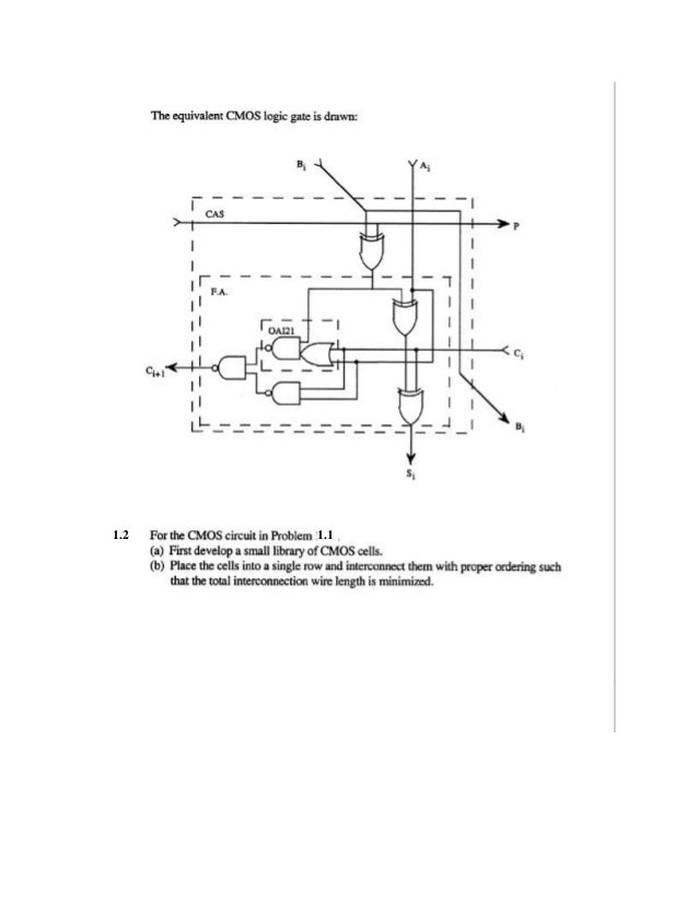 rabaey digital integrated circuits solution manual free download