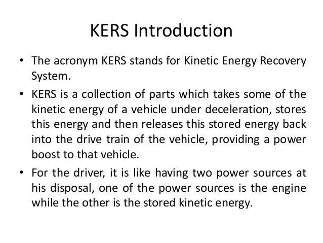kineticenergyrecoverysystemkers-130103013522-phpapp01 Slide 3