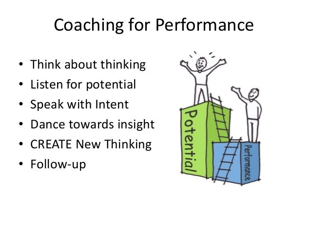 how to create a coaching assessment
