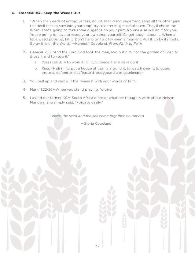 106043 how to reap your harvest study notes