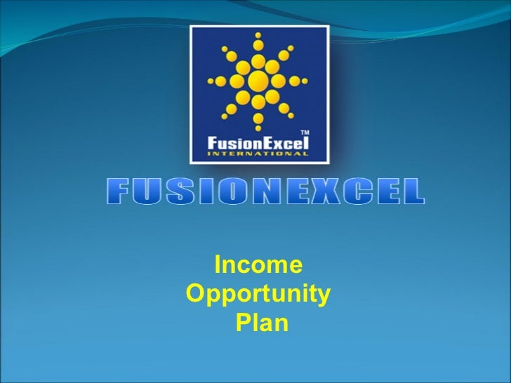 Income  Opportunity  Plan