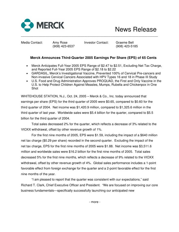 News Release ______________________________________________________________________________  Media Contact:          Amy R...