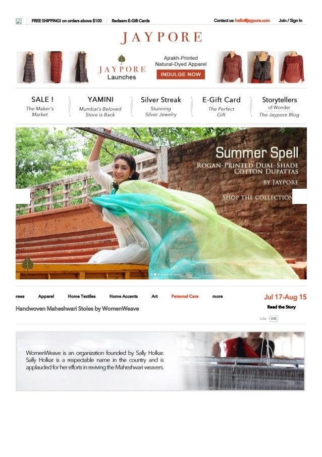 buy skillful weave handwoven maheshwari stoles by