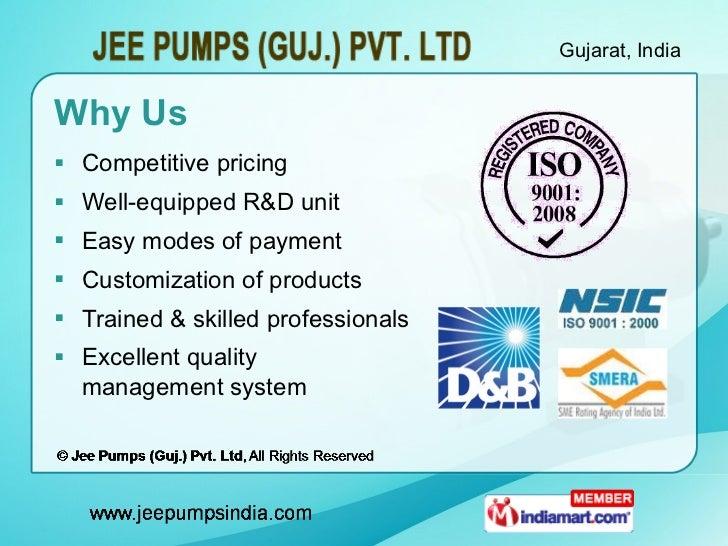 Sewage/Mud Pumps by Jee Pumps (Guj.) Pvt. Ltd Ahmedabad Slide 3