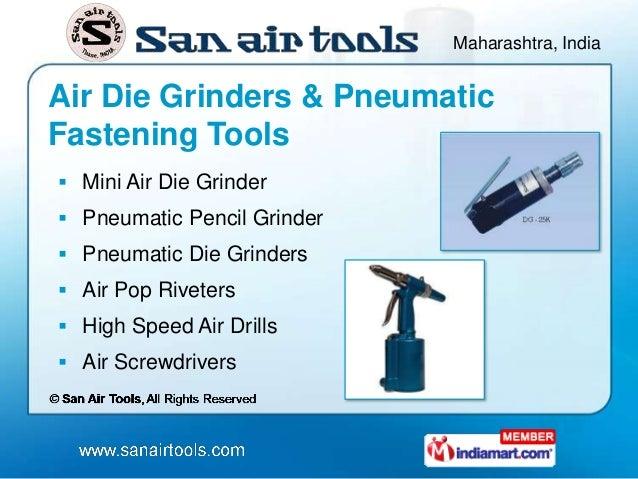 Maharashtra, IndiaAir Die Grinders & PneumaticFastening Tools Mini Air Die Grinder Pneumatic Pencil Grinder Pneumatic D...