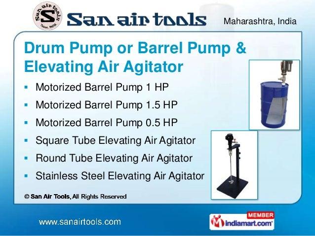 Maharashtra, IndiaDrum Pump or Barrel Pump &Elevating Air Agitator Motorized Barrel Pump 1 HP Motorized Barrel Pump 1.5 ...
