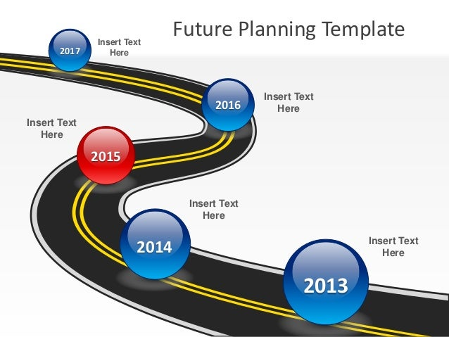 1067 future planning powerpoint template1 2013 2014 insert text here 2015 insert text here insert text here 2016 2017 insert text thank you you can use this powerpoint template for free toneelgroepblik Images
