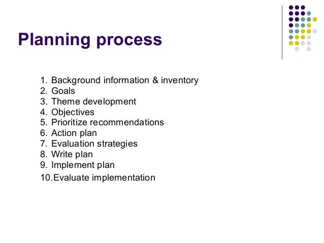 what is a writing plan