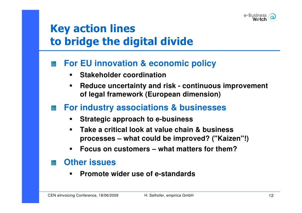 an overview of the digital divide Iii overview of the digital divide the advent of information and communication technologies has indeed led to technological revolution.