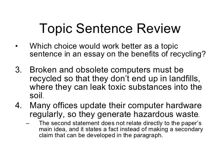 12 sentence essay Basically, when you have one idea in this sentence, you must connect it to the next sentence, you must connect it to the next sentence every sentence must have a link to the next sentence.