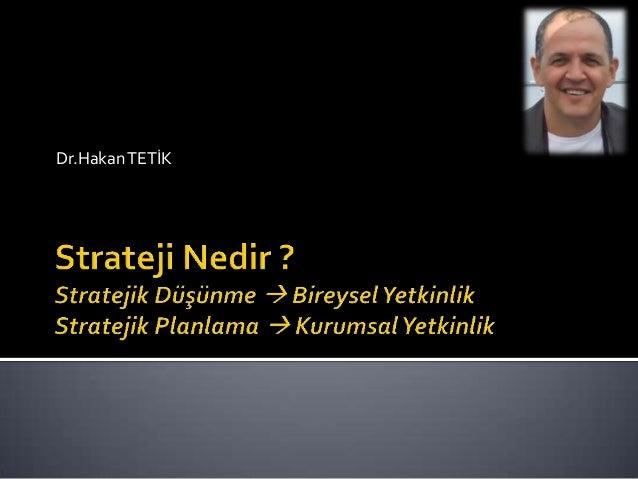 Dr.HakanTETİK