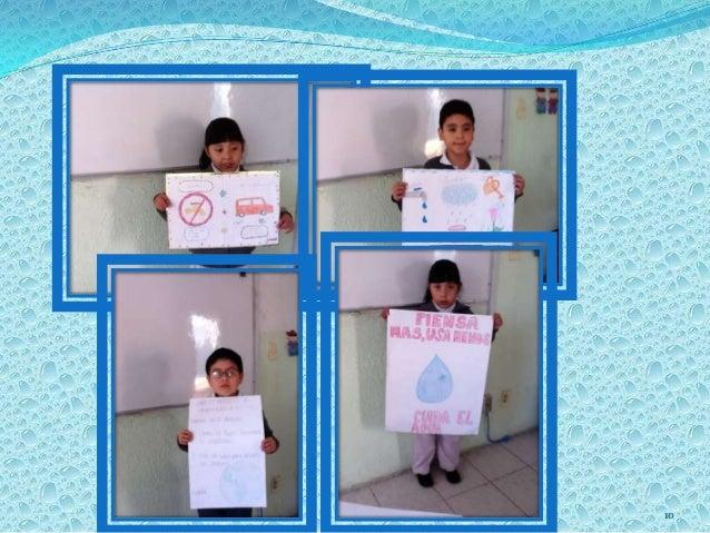 tripticos 8 9 carteles sobre el cuidado del agua 9