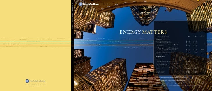 2006 ANNUAL REPORT                                                                                          ENERGY M      ...