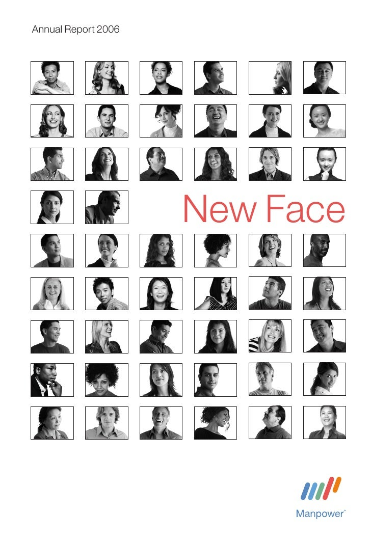Annual Report 2006                          New Face