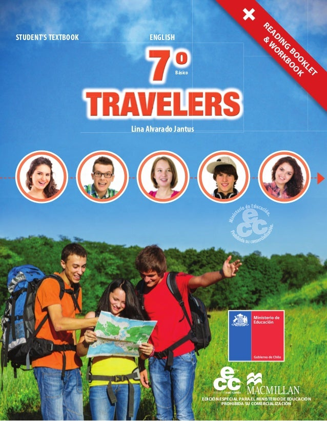 Travelers 7º Basico Student S Textbook Ingles 7º Basico Texto Del