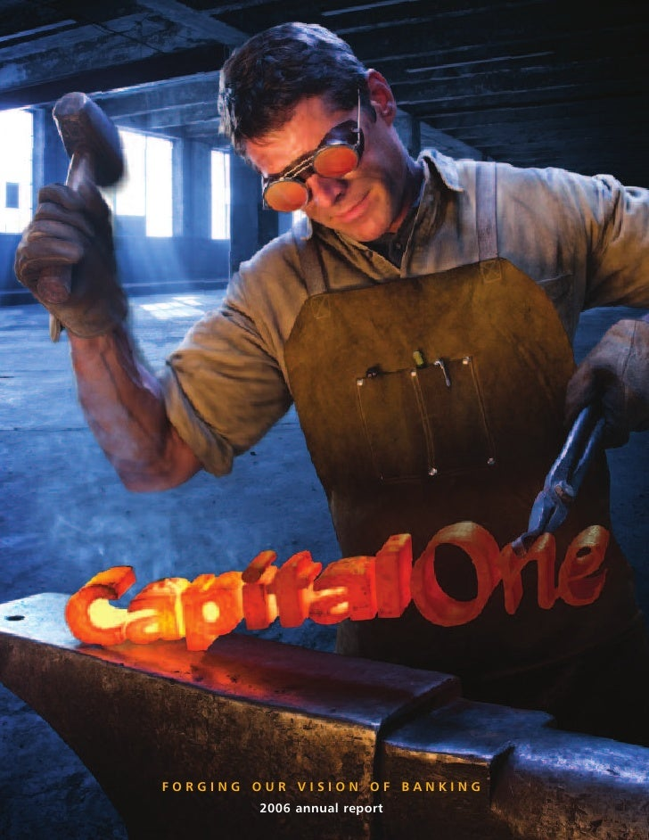 capital one  Annual Report2006