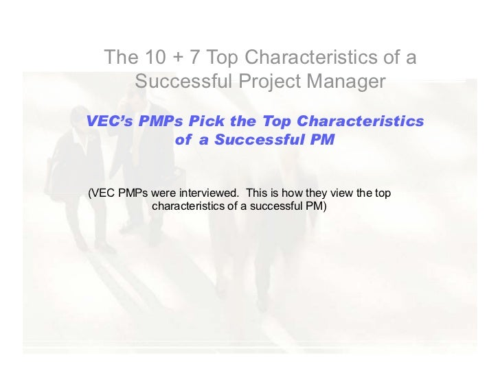 project manager characteristic affecting project success A combination of project manager skills and competencies in context  critical to  project success it also looks at the project characteristics that can affect these.