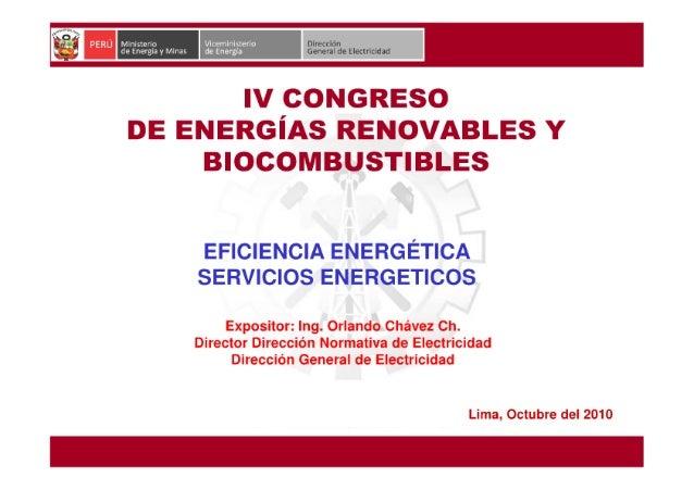 107 orlando chávez   eficiencia energetica, servicios energeticos