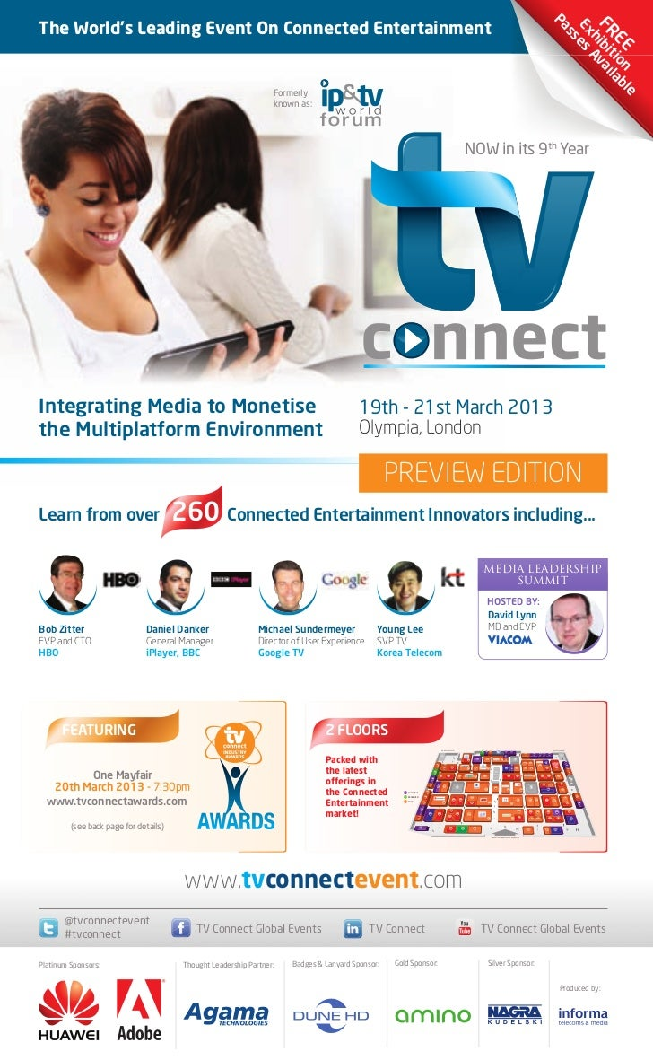 10812 TV Connect Preview Brochure_Layout 1 14/08/2012 16:03 Page a                                                        ...