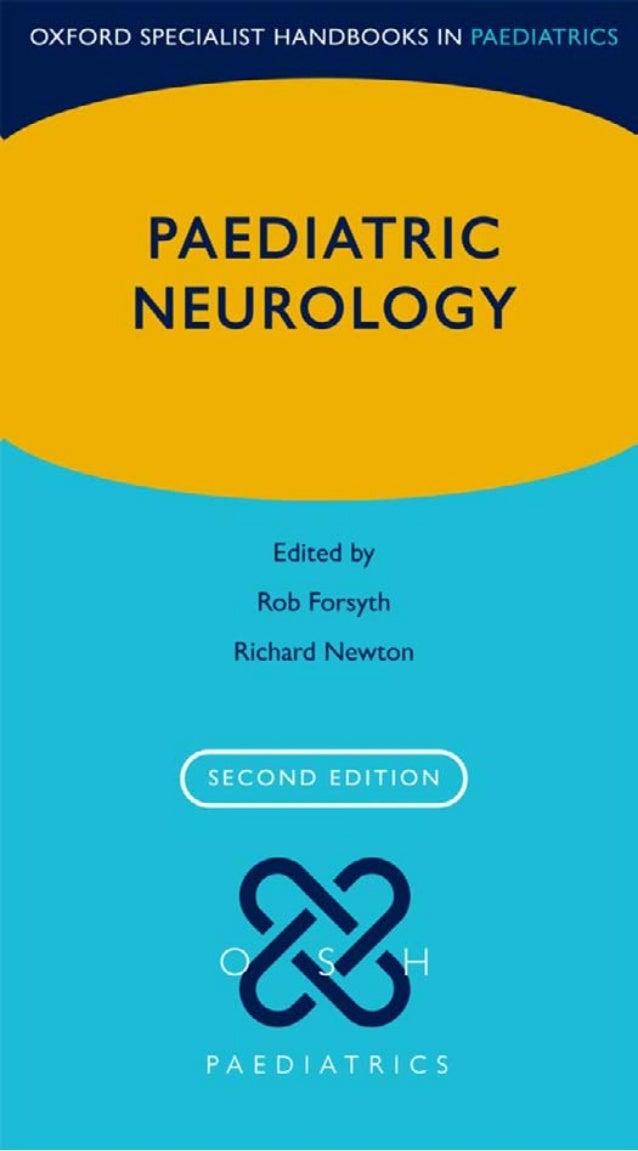 OXFORD MEDICAL PUBLICATIONS Paediatric Neurology