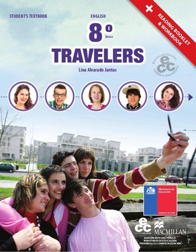 Travelers 8º Basico Student S Textbook Ingles 8º Texto Del Estudia