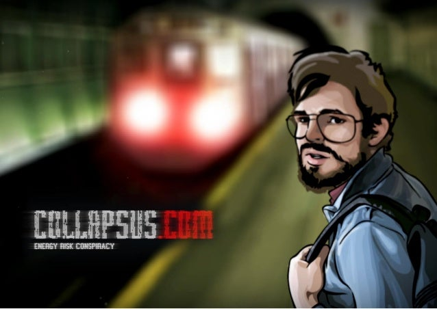 Collapsus signals a new experience in transmedia storytellingthat combines interactiv- ity, animation, fiction, and docum...