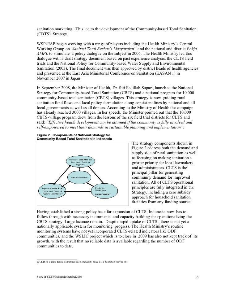 community led total sanitation manual