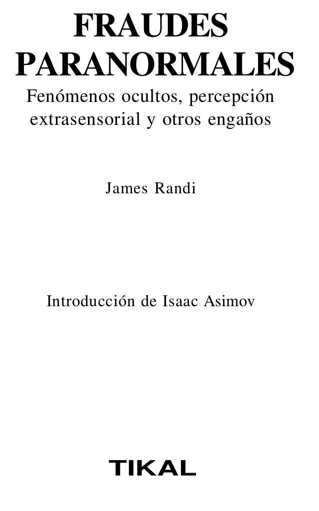 Fraudes paranormales James Randi CC by SA Slide 2
