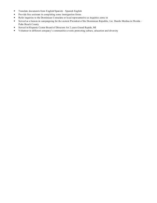 Carmen Delgado - 2015-Resume-1 Slide 3