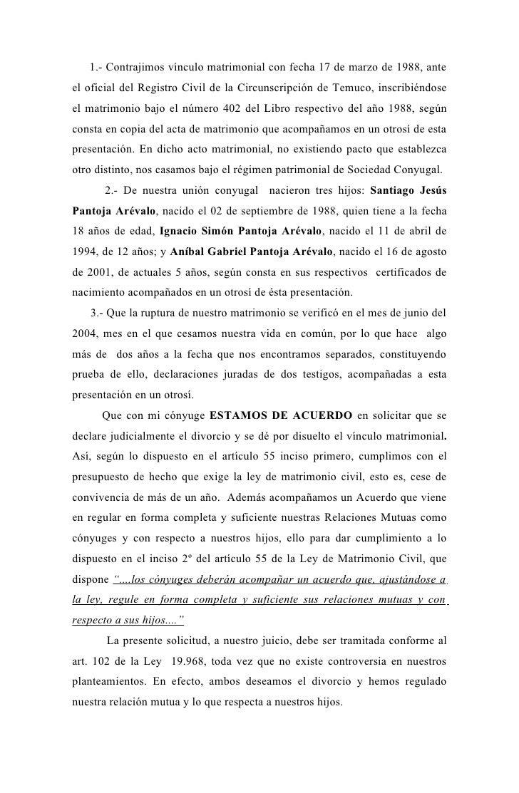 Lujoso plantilla de formulario de declaraci n de testigo for Formulario desistimiento