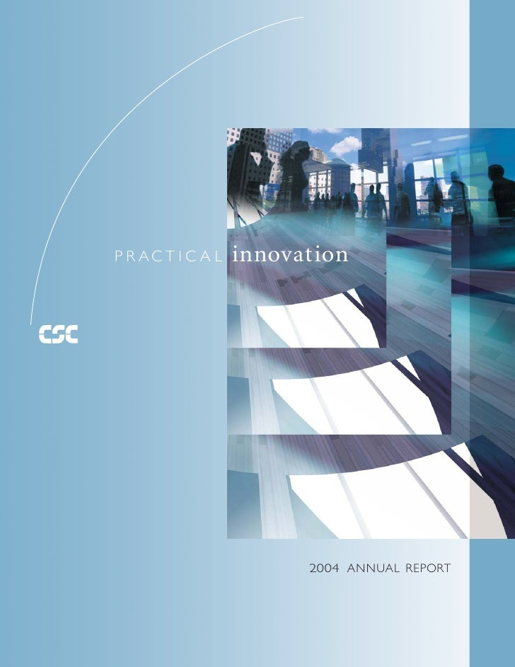 innovation P R AC T I C A L                              2004 ANNUAL REPORT