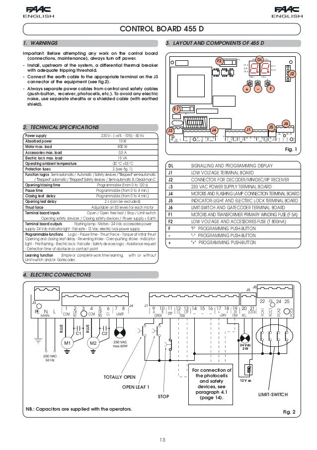 109 manual rad3db3c 3 638?cb=1392784187 109 manual rad3_db3c faac photocell wiring diagram at crackthecode.co