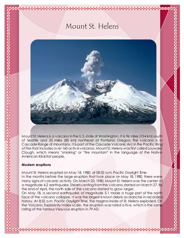 10 active volcanoes in the world