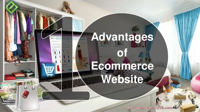 Advantages of Ecommerce Website