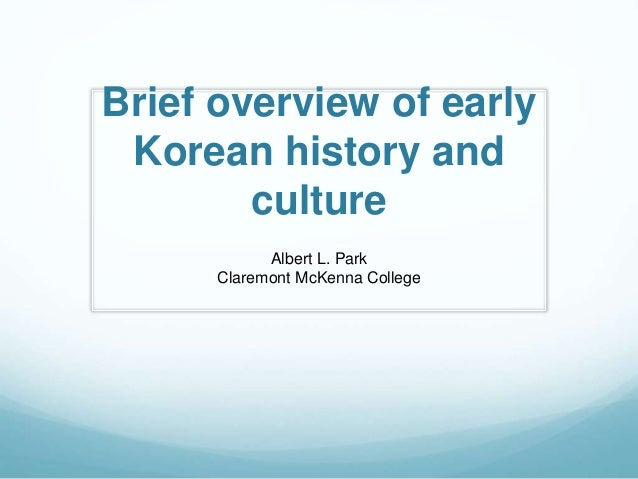 Culture of South Korea
